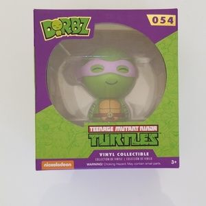 Brand new vinyl Teenage Mutant Ninja Turtle.